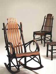 amish oak rocking chair hickory big and tall rocking chair made porch rockers amish made glider