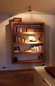 how to hang bookshelf without nails bathroom shelf make a