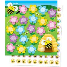 Details About Bee Mini Incentive Charts Carson Dellosa Cd 148005