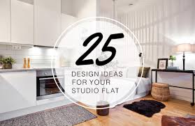25 Stylish Design Ideas For Your Studio Flat | The LuxPad