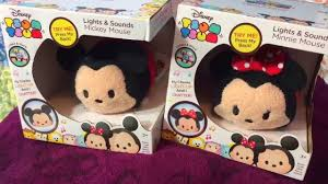 Disney Tsum Tsum Light Up Disney Tsum Tsum Lights And Sounds Mickey Minnie Mouse
