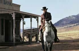 Resultado de imagem para filme o cavaleiro solitário clint eastwood