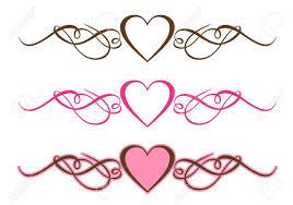 Heart Scrolls Hearts And Scrolls Tirevi Fontanacountryinn Com