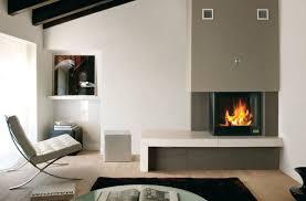 stunning corner fireplace design