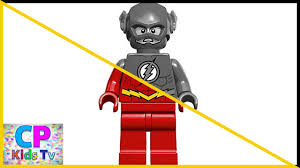 Ps Lego Flash Coloring Pages For Kids Part 1 Flash Coloring Pages
