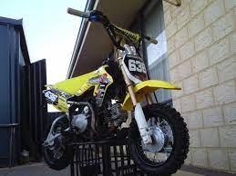 Suzuki Drz 70 Pitbike Suzuki Motorbikes Bike