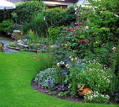 Small Picture Garden Design Garden Design with Perennial Flowers and Plants in