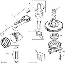 john deere parts diagrams john deere lt166 lawn tractor 38 in john deere parts diagrams john deere crankshaft piston
