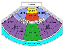 Verizon Amphitheater Seating Chart With Seat Numbers Verizon Wireless Center Seating Chart Verizon Wireless