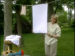 How To Make A Clothesline Fascinating Video How To Make A Clothesline Martha Stewart