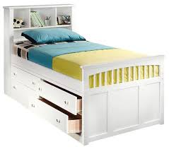The Best Selection of Captain s Storage Beds