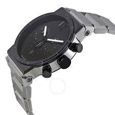 movado synergy chronograph black dial stainless steel men s watch movado synergy chronograph black dial stainless steel men s watch 0606800