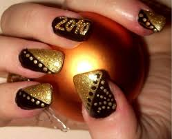 Uncategorized ~ New Years Eve Nails Youtube Fabulous Photo ...