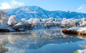 Winter scenery pictures ...