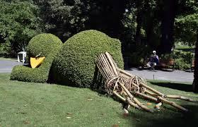 Il «giardino matto» di nantes corriere.it