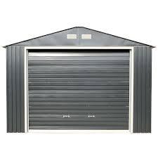 modern metal garage door. $108/Month Duramax Imperial Metal Garage Dark Gray W Modern Door