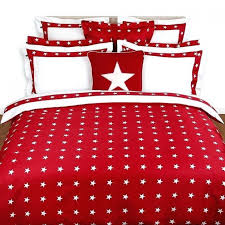 um image for red and white single duvet covers red and cream king size duvet covers