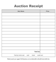 silent auction program template auction planning tools template downloads including bid sheet