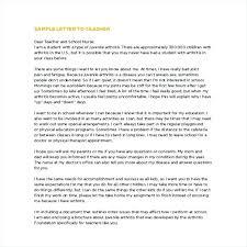 Letter To Teacher Template Ceansin Me