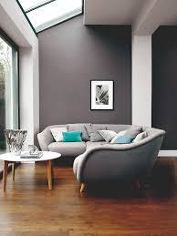 Teal Living Room Furniture Affordable Colorful Furniture In Sleek Interior Design With Grey