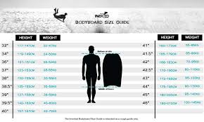 Mini Mal Board Size Chart Size And Product Information Inverted Bodyboarding Your