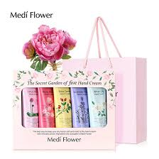 Medi flower The Secret <b>Garden</b> of five Hand <b>cream</b> set Подарочный ...