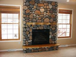 cost to install stone veneer on fireplace