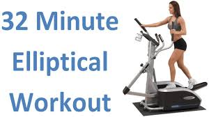 elliptical workout burns 747 calories serious weight loss you
