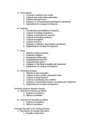 Research Paper Outline Templates Sample Apa Style Img59962 College