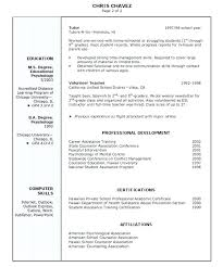 How To Put Education On Resume Astralpad Com