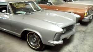 1963 Buick Riviera - 445 Wildcat Nailhead V8 - Luxury and Muscle ...
