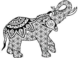 elephant coloring pages coloring pages elephants coloring pages for s difficult elephants free printable coloring pages