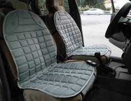 2 pcs pair winter car heated pad car heated seats cushion electric heating pad car seat covers