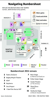 We Fest Seating Chart 2016 New To Bumbershoot Here Are Some Survival Tips The