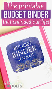 Budget Planners Free The Printable Budget Planner That Helped Us Finally Get Debt