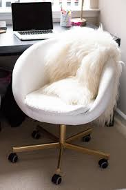 skruvsta ikea hack diy gold office chair boconcept sheepskin throw diy ikea hack