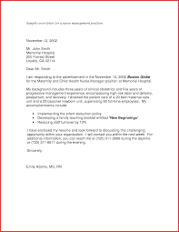 Beautiful Application Letter For Post Of Manager Type Of Resume