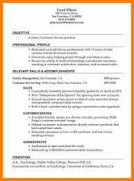 9+ Resume Samples Customer Service | Activo Holidays