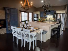 Eat In Kitchen Designs Cool Design Ideas