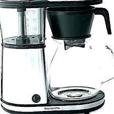 bonavita coffee maker 8 cup 5 cup 8 glass carafe coffee brewer digital maker programmable bonavita