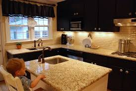 kitchens with painted black cabinets. Wonderful Kitchens Kitchenafter8 To Kitchens With Painted Black Cabinets N