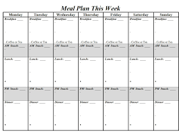 meal planning chart maisdeumbilhao passamfome meal planner weekly menu planner template