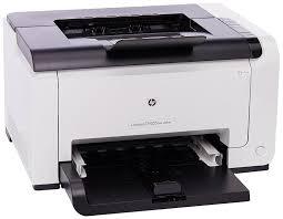 Hp Laserjet Cp1025 A4 Colour Laser Printerl L