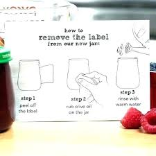 remove labels from glass best way to remove stickers from glass removing adhesive from glass image