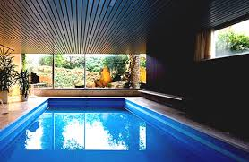 Great Lighting Design In Mansion With Indoor Pool GoodHomezcom