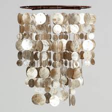 large size of lamp clever to make capiz shell chandelier vanity light string ball pottery barn