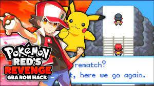 Pokemon Red's Revenge - New Pokemon GBA ROM HACK 2020 - YouTube