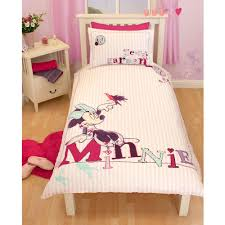 Mickey And Minnie Mouse Bedroom Decor Disney Mickey Or Minnie Mouse Single Duvet Cover Sets Kids Bedroom