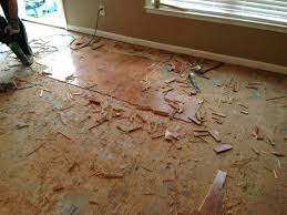 how to remove glued wood flooring from concrete floor installing hardwood floor on concrete laminate wood