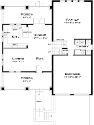 plan w44067td craftsman split level